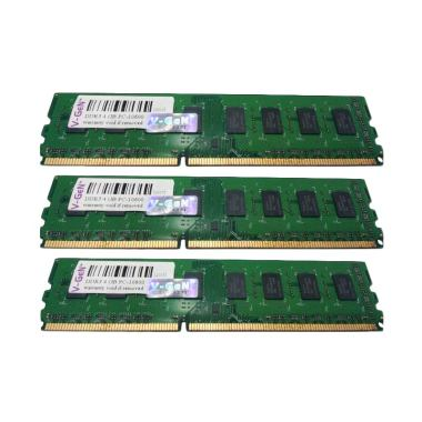 Memory RAM PC KOMPUTER VGEN 8GB DDR3L PC 12800 / PC12800 Low Voltage