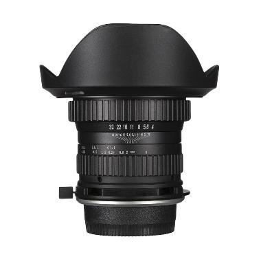 Venus Laowa 15mm F/4 Canon EF Lensa Kamera [Full Macro 1:1 + Shift]