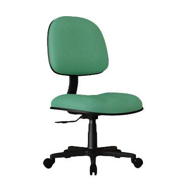Verona Chair KS-850-H Type Standard Kain Kursi Kantor - Hijau