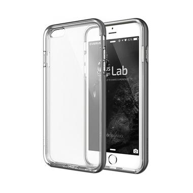 VERUS Crystal Bumper Case Casing fo ... hone 6 Plus - DARK SILVER