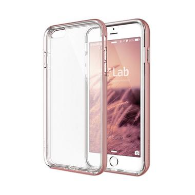 VERUS Crystal Bumper Case Casing fo ... iPhone 6 Plus - ROSE GOLD