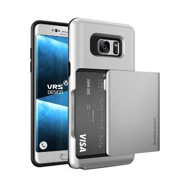 VERUS Damda Glide Case Casing for S ... axy Note 7 - LIGHT SILVER