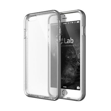 Verus Crystal Bumper Steel Silver Casing for iPhone 6 Plus or 6s Plus