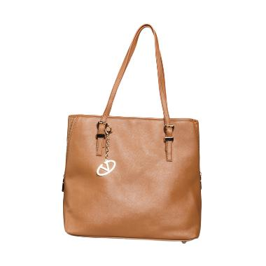 Verzoni Naomi Bag 15169 Camel Handbag