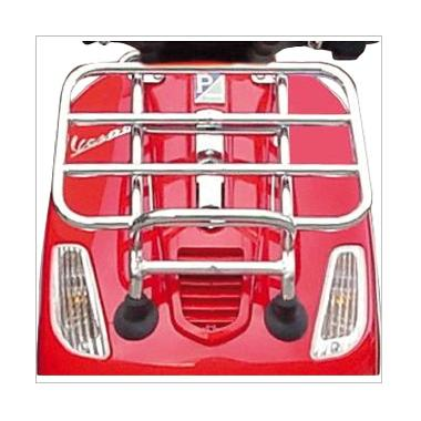Vespa Chrome Plated Front Carrier Vespa S