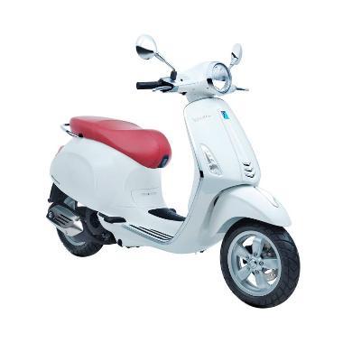 Vespa Primavera 150 i-Get ABS Monte ... a Motor [OTR Jabodetabek]