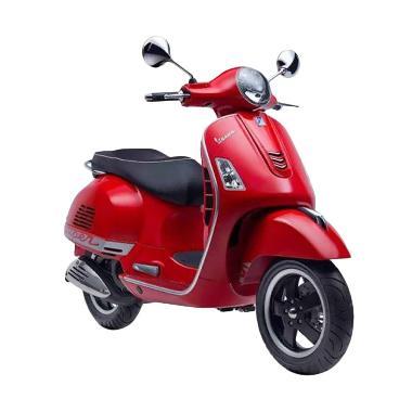 Vespa Primavera 150 i-Get Rosso Dra ... or [OTR Aceh & Pekanbaru]