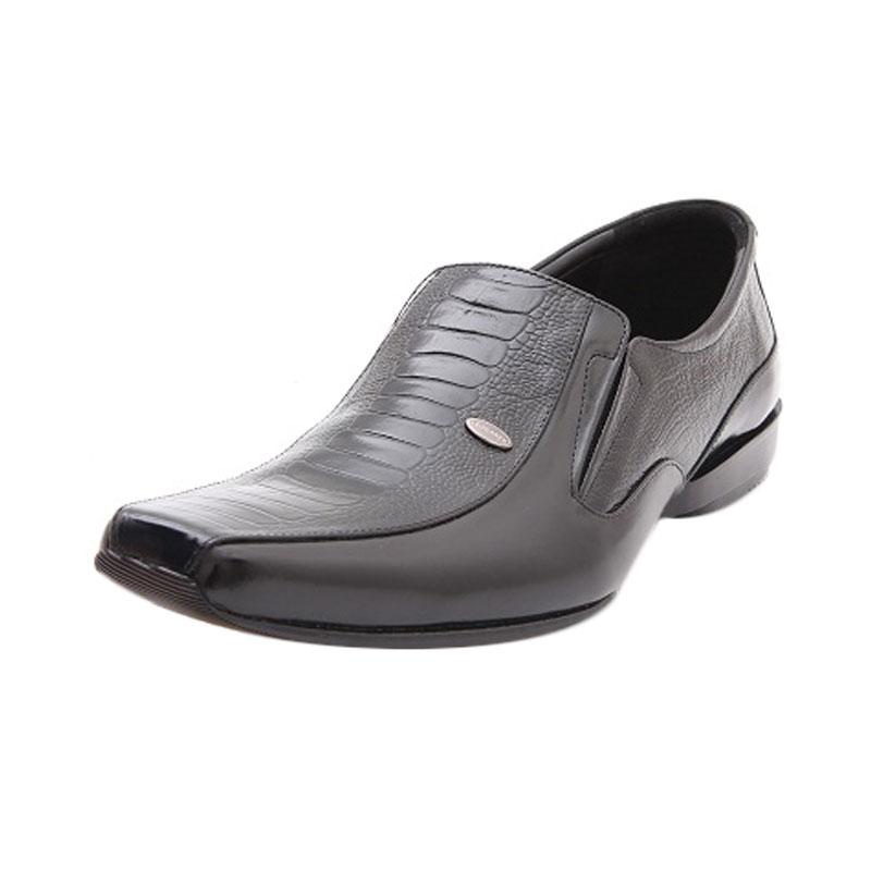Leogaren 1123 Hitam Sepatu Formal P ...