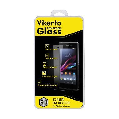 Vikento Anti Gores Premium Tempered ... fone 4S [Round Edge 2.5D]