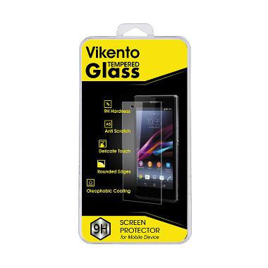 Vikento Glass Tempered Glass Screen Protector for Oppo F1 [2.5D]