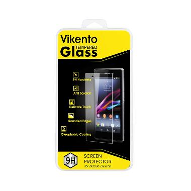 Vikento Premium Tempered Glass Screen Protector for Oppo Joy 3