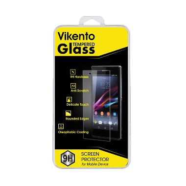 Vikento Premium Tempered Glass Screen Protector for Oppo Joy3