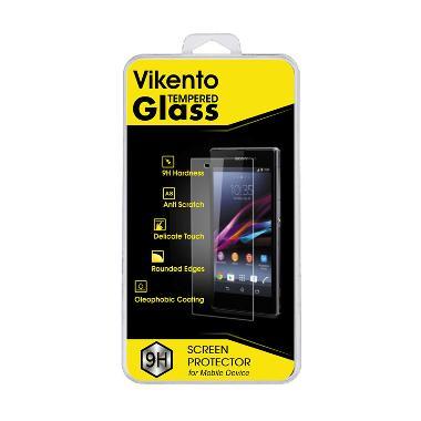 Vikento Premium Tempered Glass Screen Protector for OPPO R7
