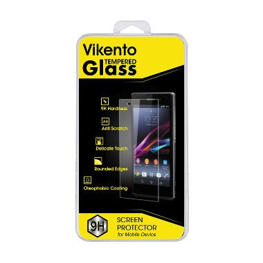 Vikento Tempered Glass Screen Protector for Oppo Joy 3
