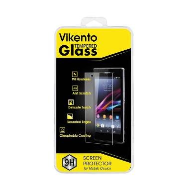 Vikento Tempered Glass Screen Prote ... rt [9H Rounded/Edge 2.5D]
