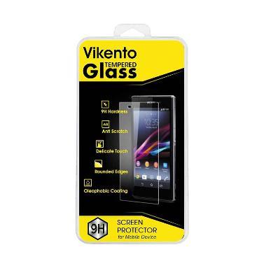 Vikento Tempered Glass Screen Protector for Oppo R7 Lite [Anti Gores]