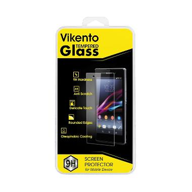 Vikento Tempered Glass Screen Protector for OPPO FIND 5 MINI/R827