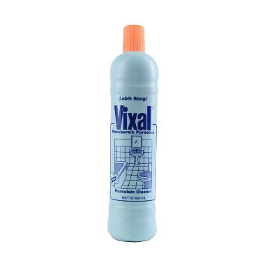 Vixal Hijau Lebih Wangi Pembersih Porselen Hijau Botol [800 ml] 62041404