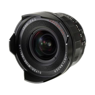 Voigtlander Super Wide-Heliar 15mm  ...  for SONY E-Mount - Hitam