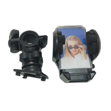 VR Phone Holder Sepeda - Black