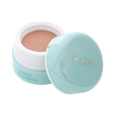 Wardah Luminous Creamy Foundation - Sheer Pink