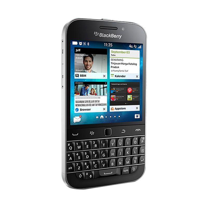 Jual Blackberry Classic Q20 Hitam Smartphone [16 GB] Harga Rp 4315000. Beli Sekarang dan Dapatkan Diskonnya.