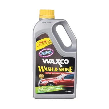 Waxco Car Wash & Wax Shine [1000 mL]