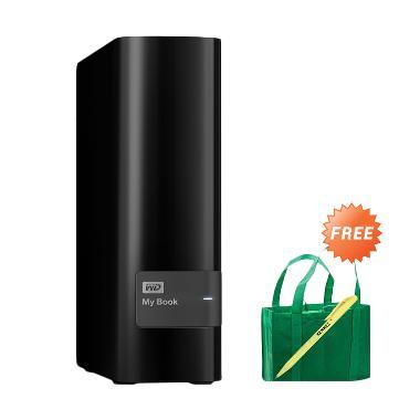 ... 4tb Hitam Gratis Go Green Bag Pen. WD Elements Desktop Storage Hitam 2 TB USB 3 0 3 5 Inch WD Elements Desktop