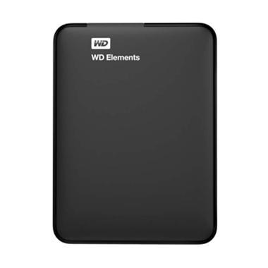 WD Elements Harddisk Eksternal [500 GB]