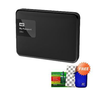 WD My Passport Ultra New Hard Disk  ... tebook + Pen + Anti Virus