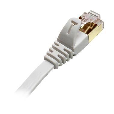 Websong CAT 7 Flat Kabel LAN [3 m]