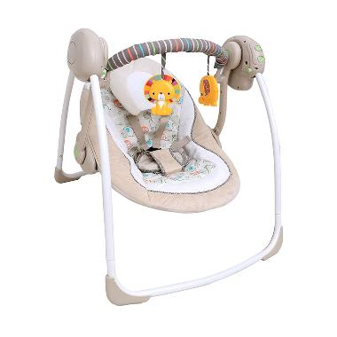 Weeler 6194 Portable Swing Bouncer Tempat Tidur Bayi