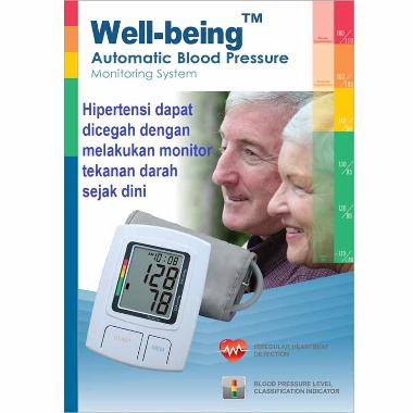 Well-Being Blood Pressure Monitor