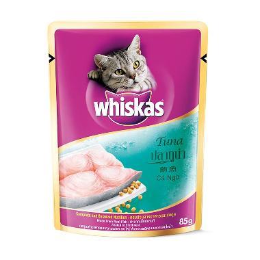 harga Cleine Tadita Petshop - Whiskas Tuna [85 g] Blibli.com