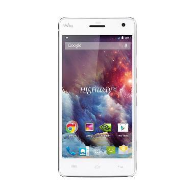 Wiko Highway 4G Smartphone - White [16 GB]