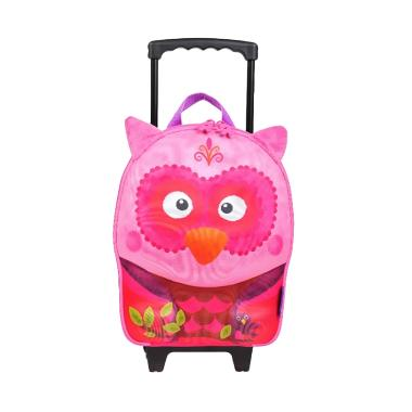 Wildpack 80077 Small Owl Trolley Bag