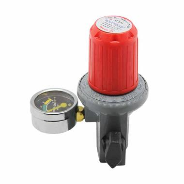 Winn Gas HP Regulator Meter