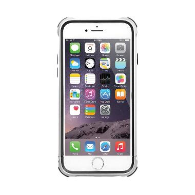 X-DORIA Defense Gear Case Casing for iPhone 6s / iPhone 6 - SILVER