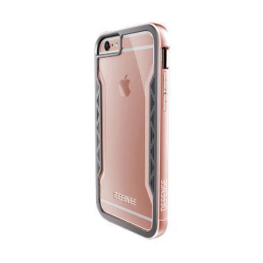 X Doria Defense Shield Casing for i ... Phone 6s Plus - Rose Gold