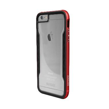 X-Doria Defense Shield Casing for iPhone 6s Plus - Red