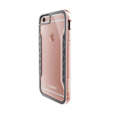 X-doria Defense Shield Casing for iPhone 6 or iPhone 6s - Rose Gold