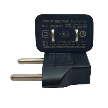 Xiaomi Original Adapter Charger MDY ... rt Fast Charging] - Hitam