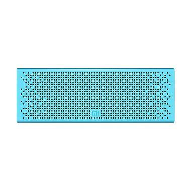 Xiaomi Metal Box Hi-Fi Premium Subw ...  Speaker Bluetooth - Biru