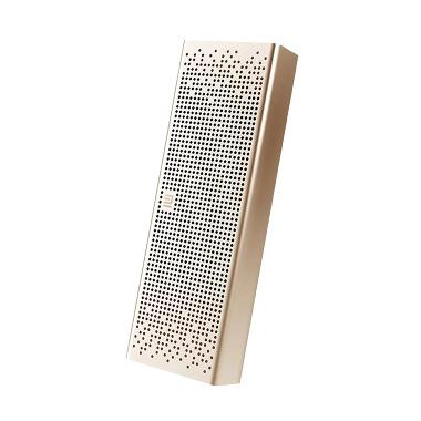 Xiaomi Metal Box Hi-Fi Premium Subw ...  Speaker Bluetooth - Gold