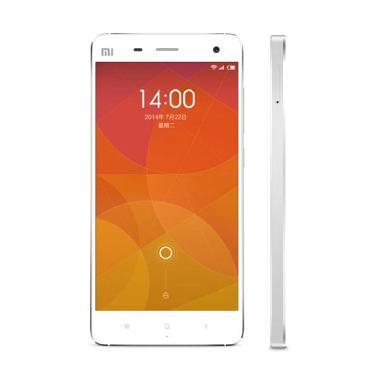Xiaomi Mi 4 Smartphone - Putih [16 GB/3GB]