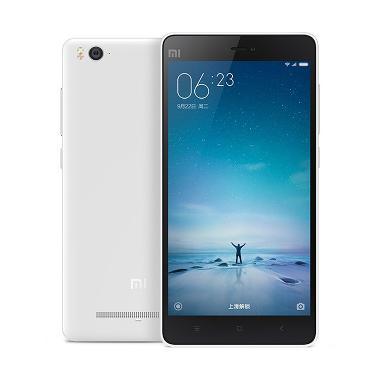 Xiaomi MI 4C Smartphone - White [32 GB/ 3 GB]