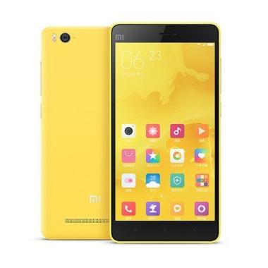 Xiaomi Mi 4c Smartphone - Yellow [16 GB/2 GB]