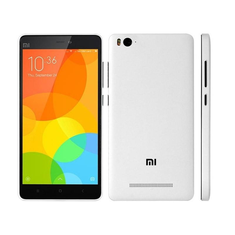 Xiaomi Mi 4C Smartphone - White [32 GB]