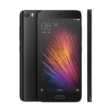 Xiaomi MI 5 Smartphone - Black [32GB/ 3GB/ Garansi Distributor]