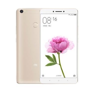 Xiaomi Mi Max Smartphone - Gold [32GB/ 3GB]